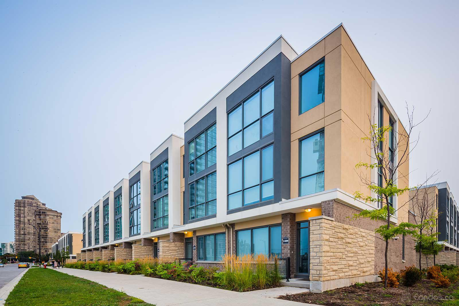 Little Creek Condos at 5020 Four Springs Ave, Mississauga 0