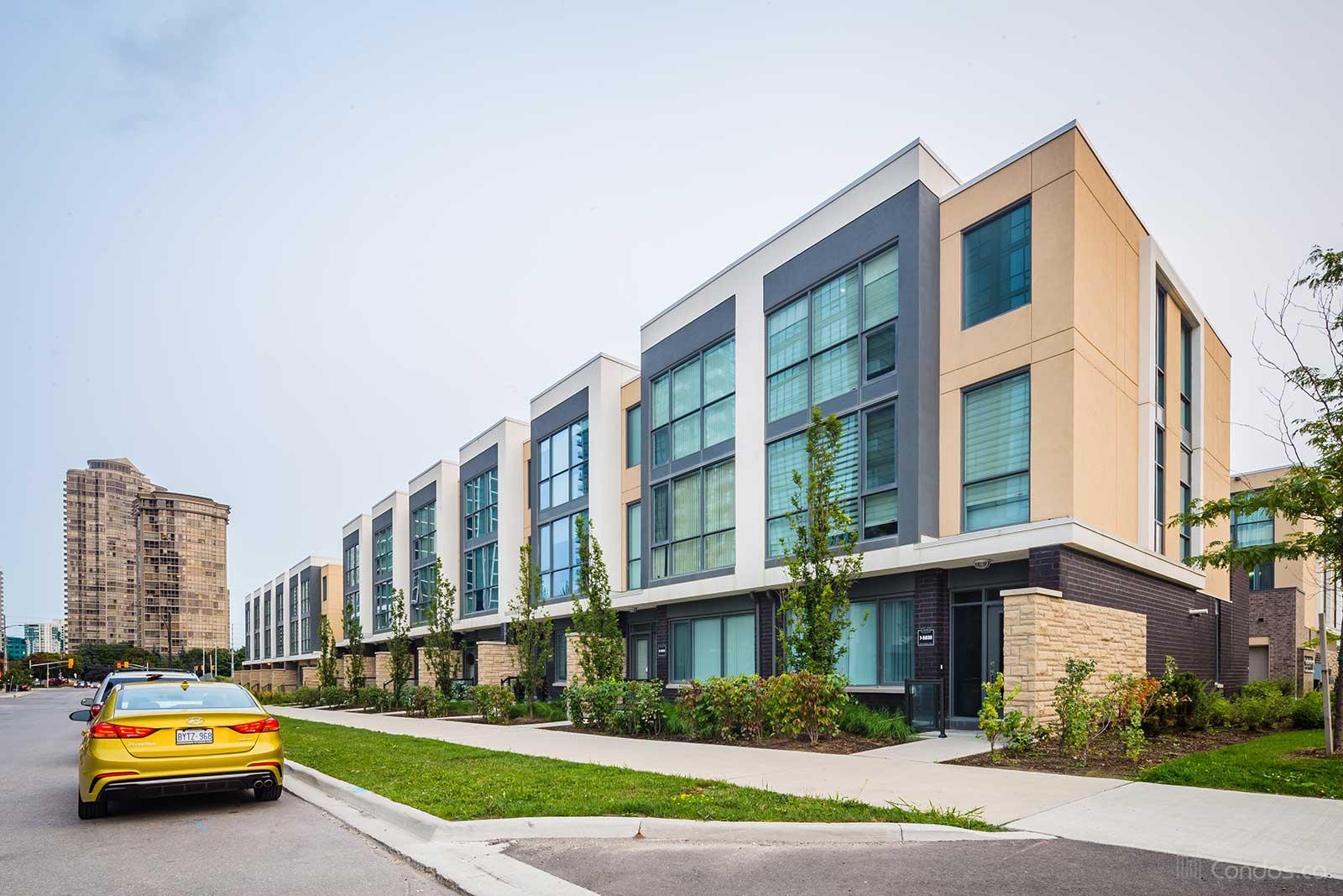 Little Creek Condos at 5020 Four Springs Ave, Mississauga 1