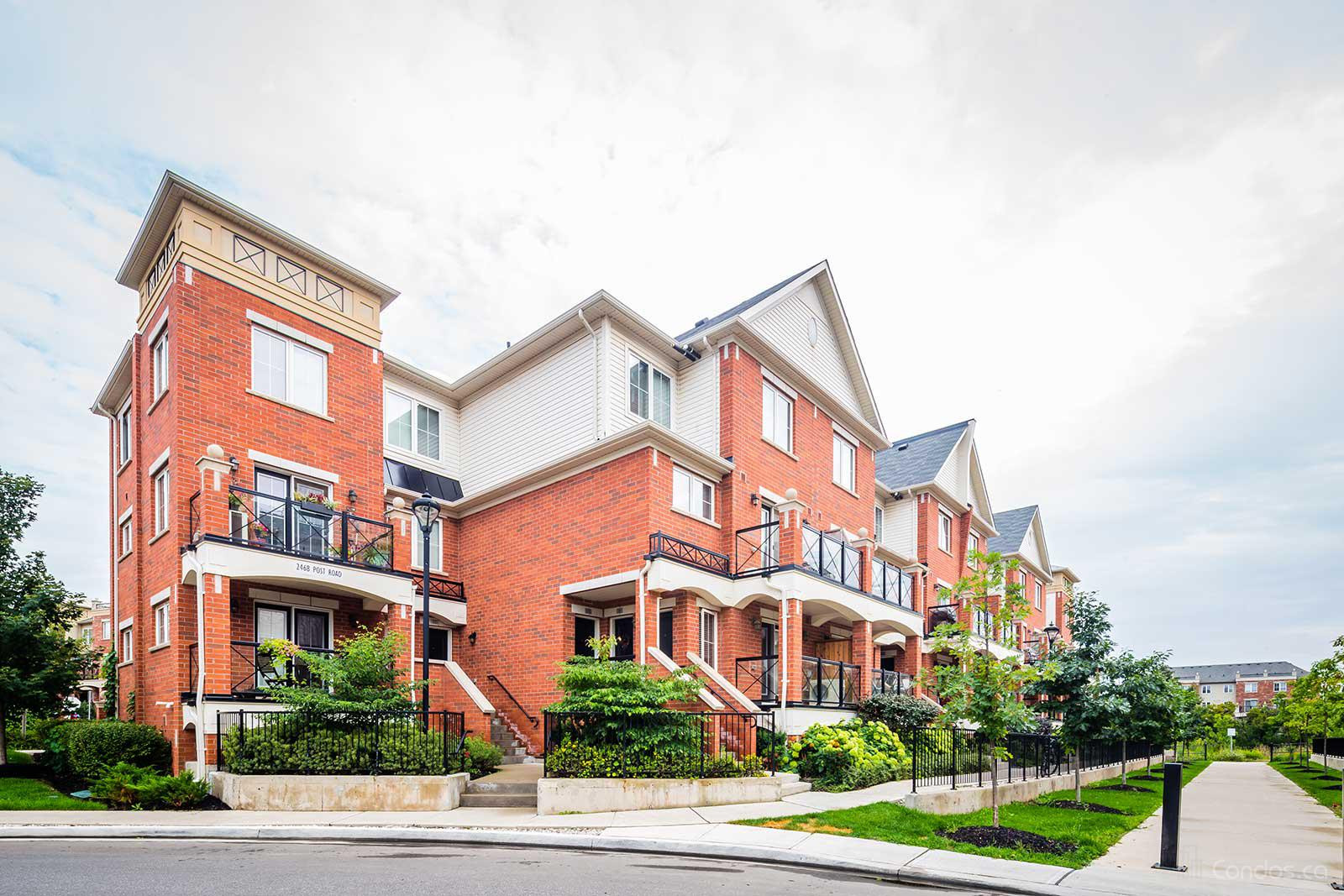 2508 Post Road Condos at 2508 Post Rd, Oakville 0