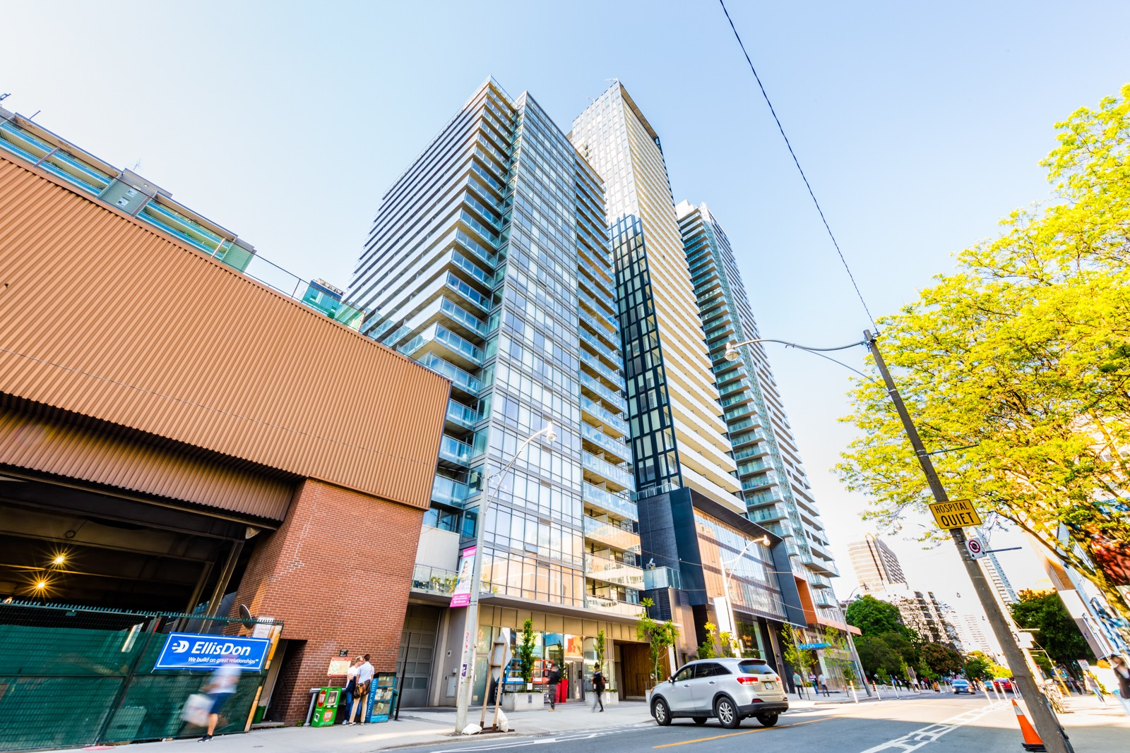 VOX Condos at 28 Wellesley St E, Toronto 0