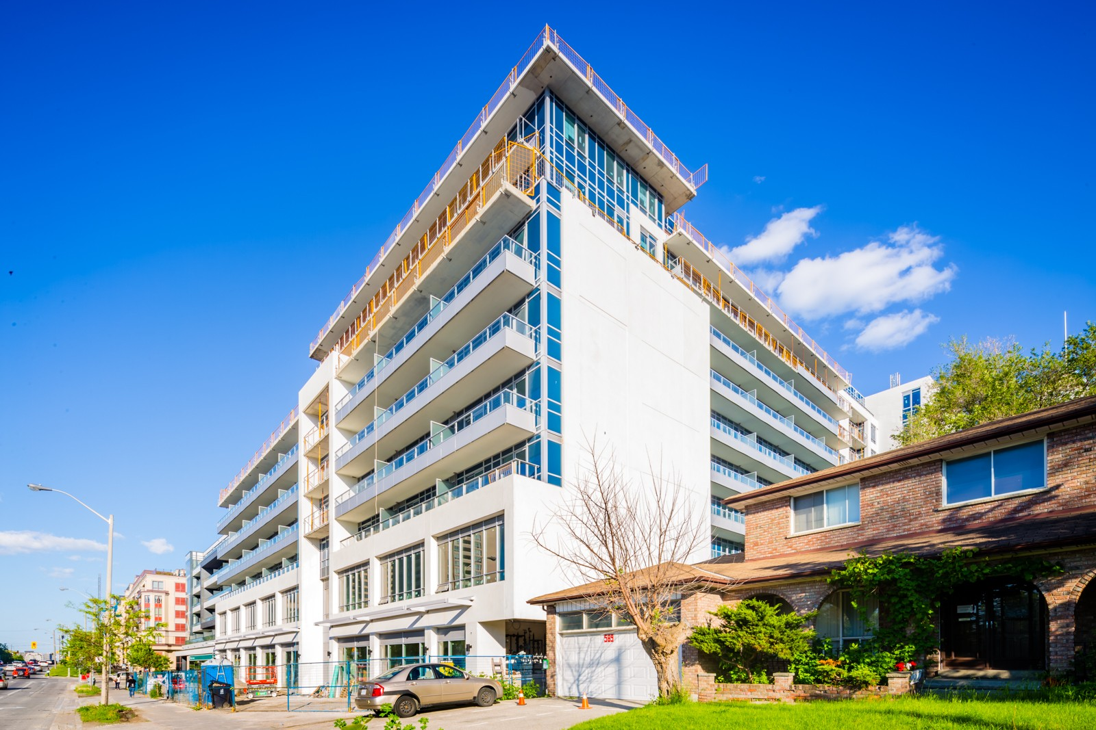 The Village Residences at 591 Sheppard Ave E, Toronto 1