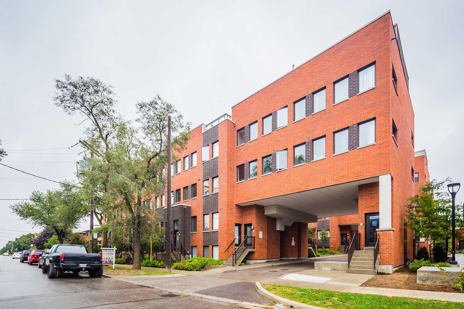 Yorkdale Village Townhomes at 867 Wilson Ave, Toronto 0