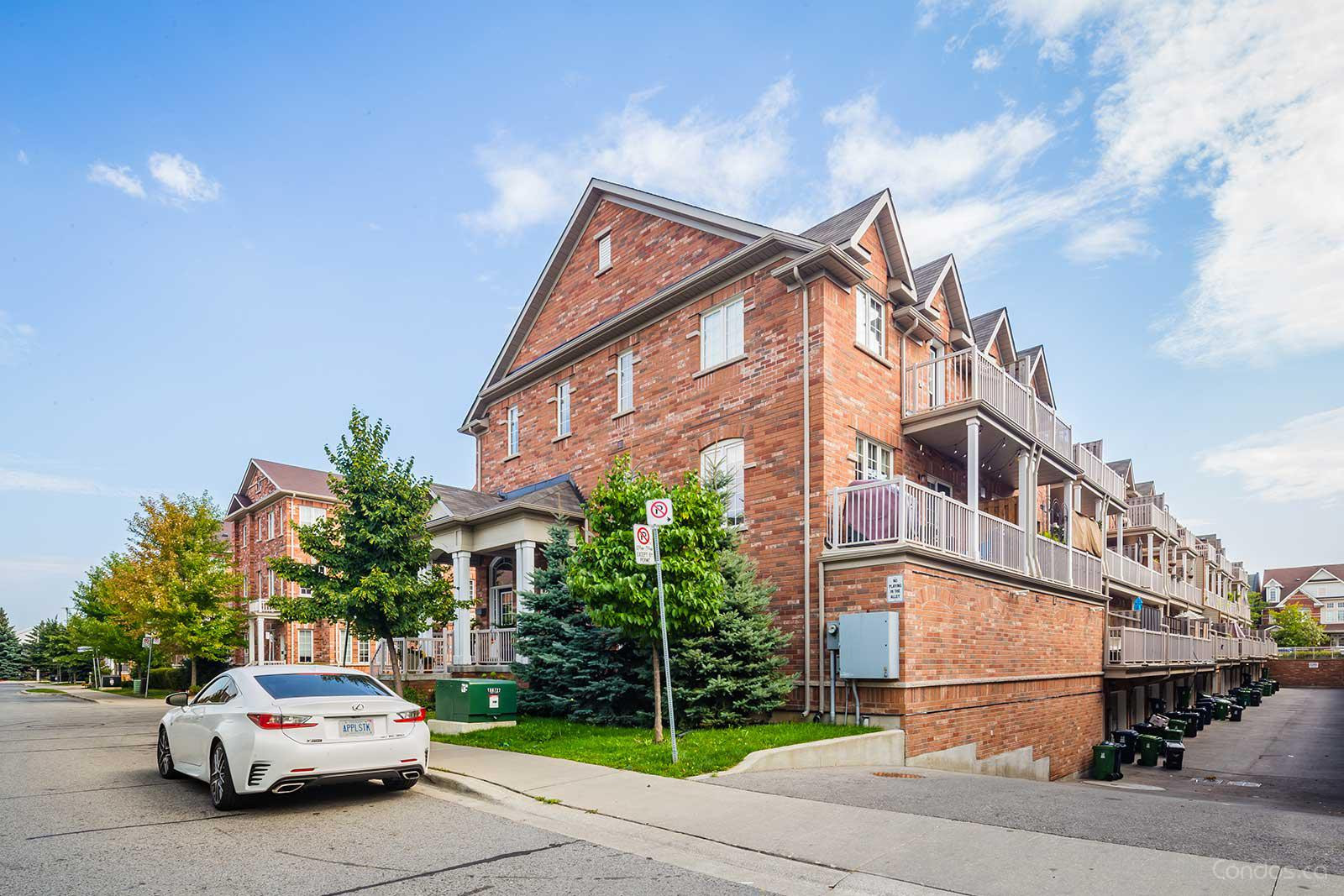 Upper Beach Village - Phase III at 10 Carnahan Terrace, Toronto 1