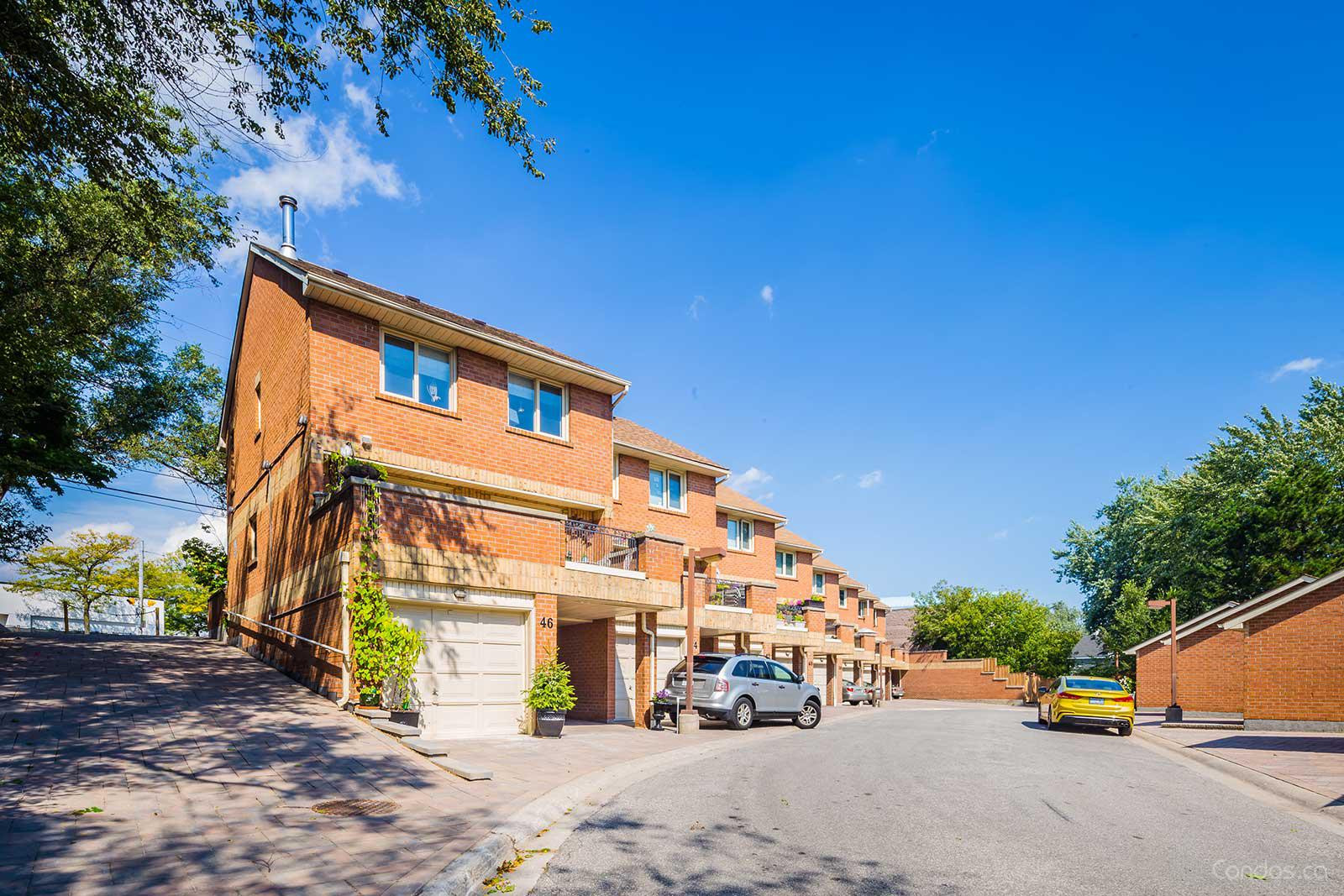 2-46 Rodeo Pathway Townhomes at 1 Rodeo Pathway, Toronto 0