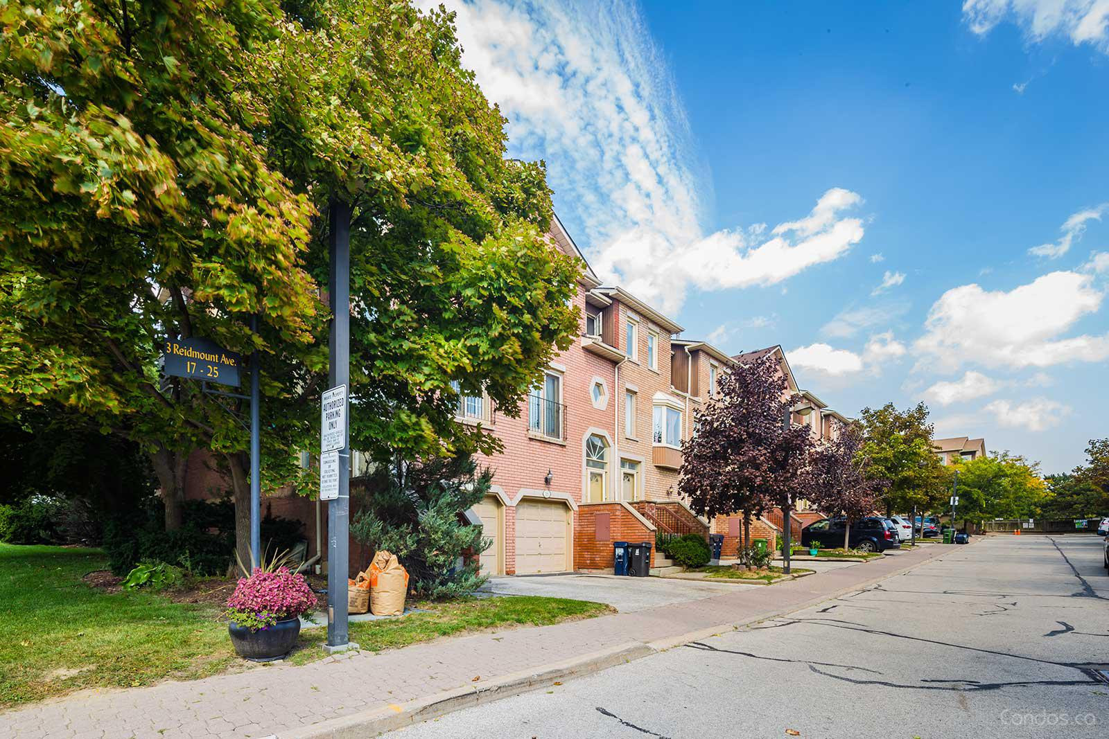 Astoral Court at 3 Reidmount Ave, Toronto 0