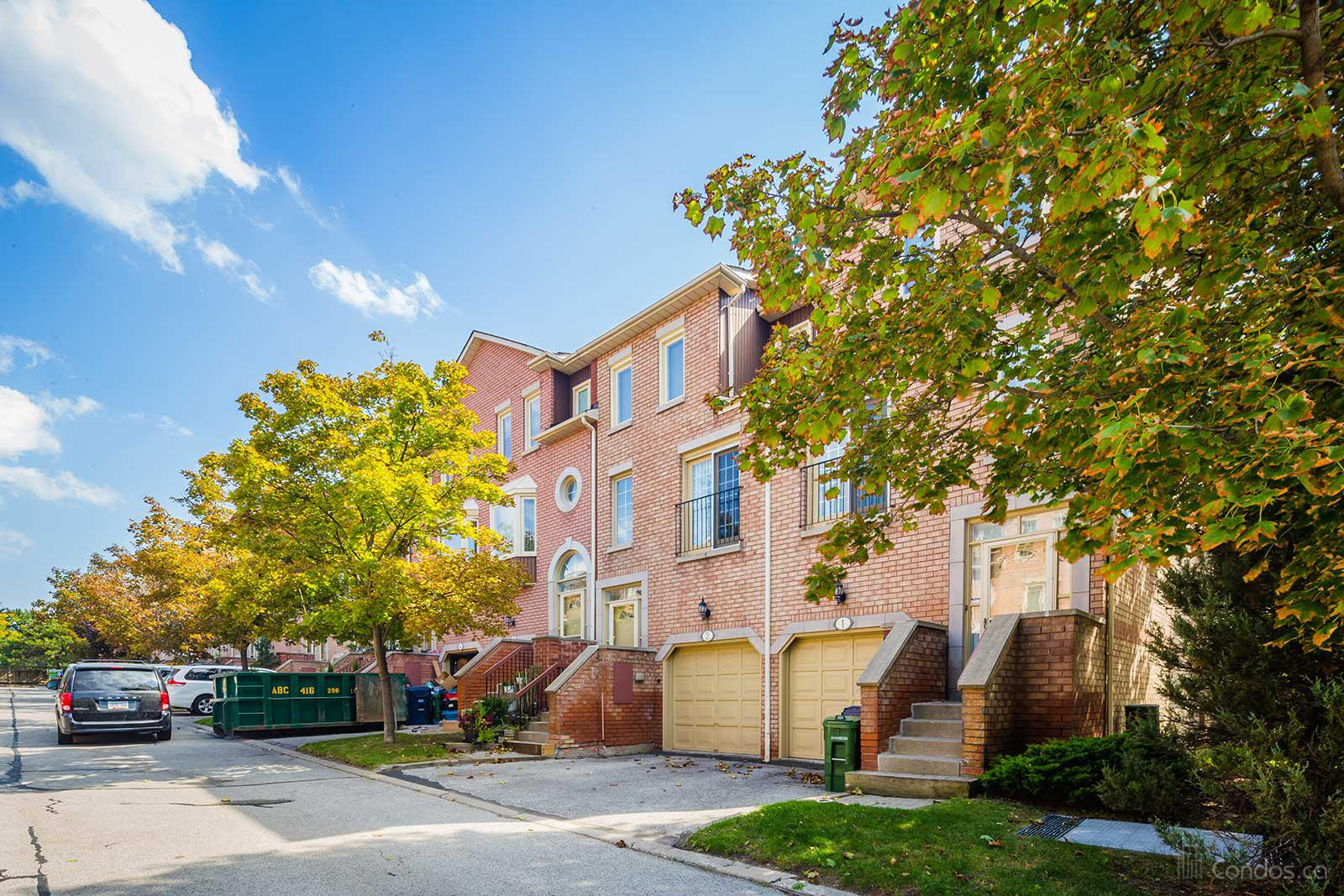 Astoral Court at 3 Reidmount Ave, Toronto 1