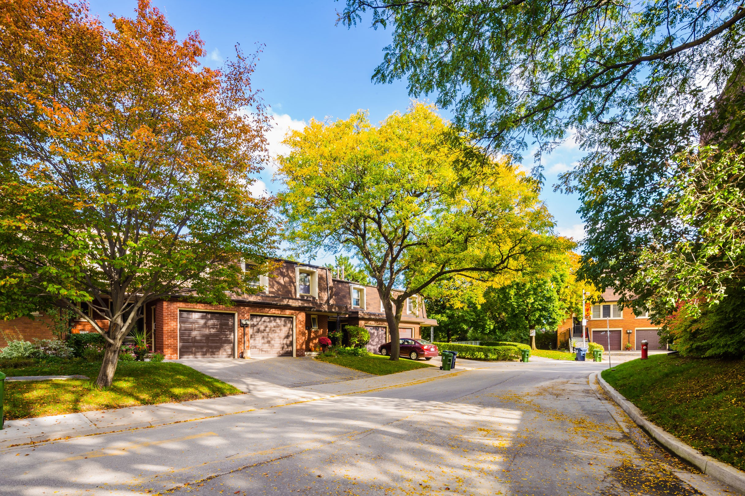 13 Silver Shadow Townhouses at 81 Silver Shadow Path, Toronto 1
