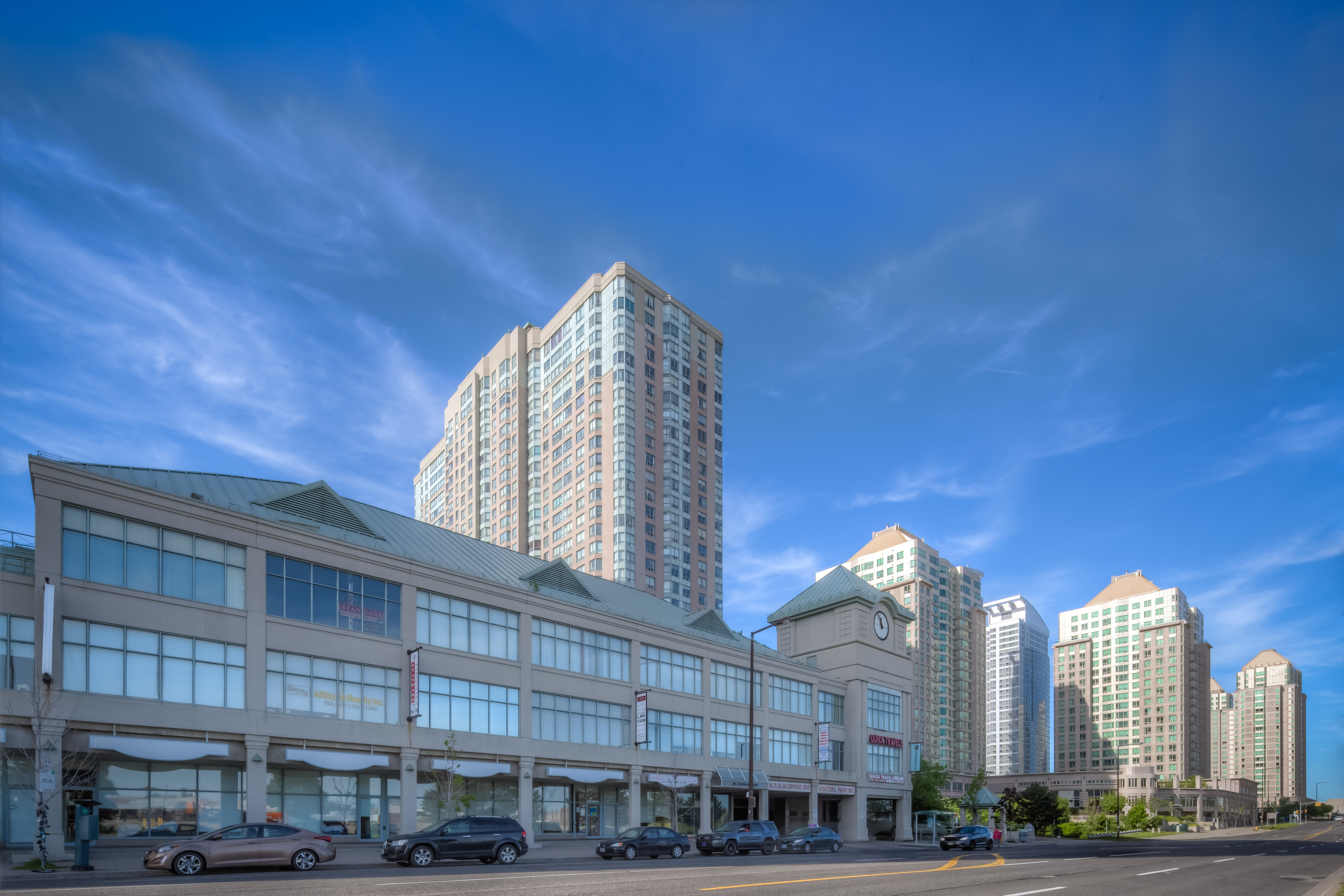 The Residences at The Consilium l at 88 Corporate Dr, Toronto 0