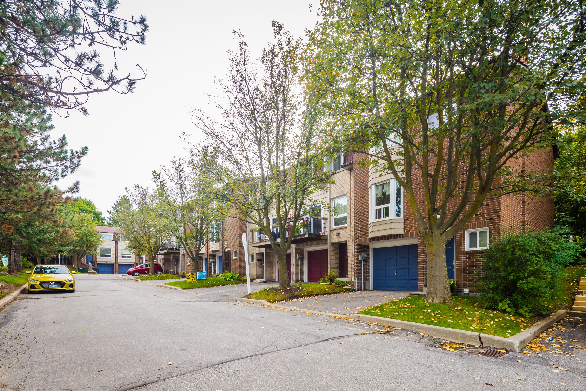 14 Wild Ginger Way Townhouses at 78 Wild Gingerway Rd, Toronto 0