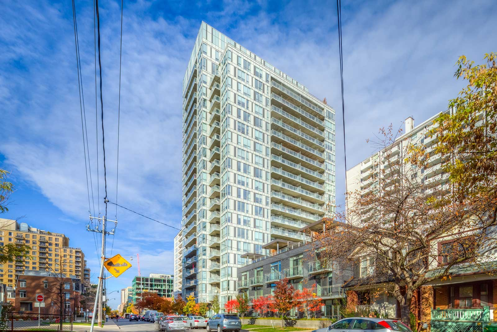 83 Redpath Residences at 83 Redpath Ave, Toronto 1