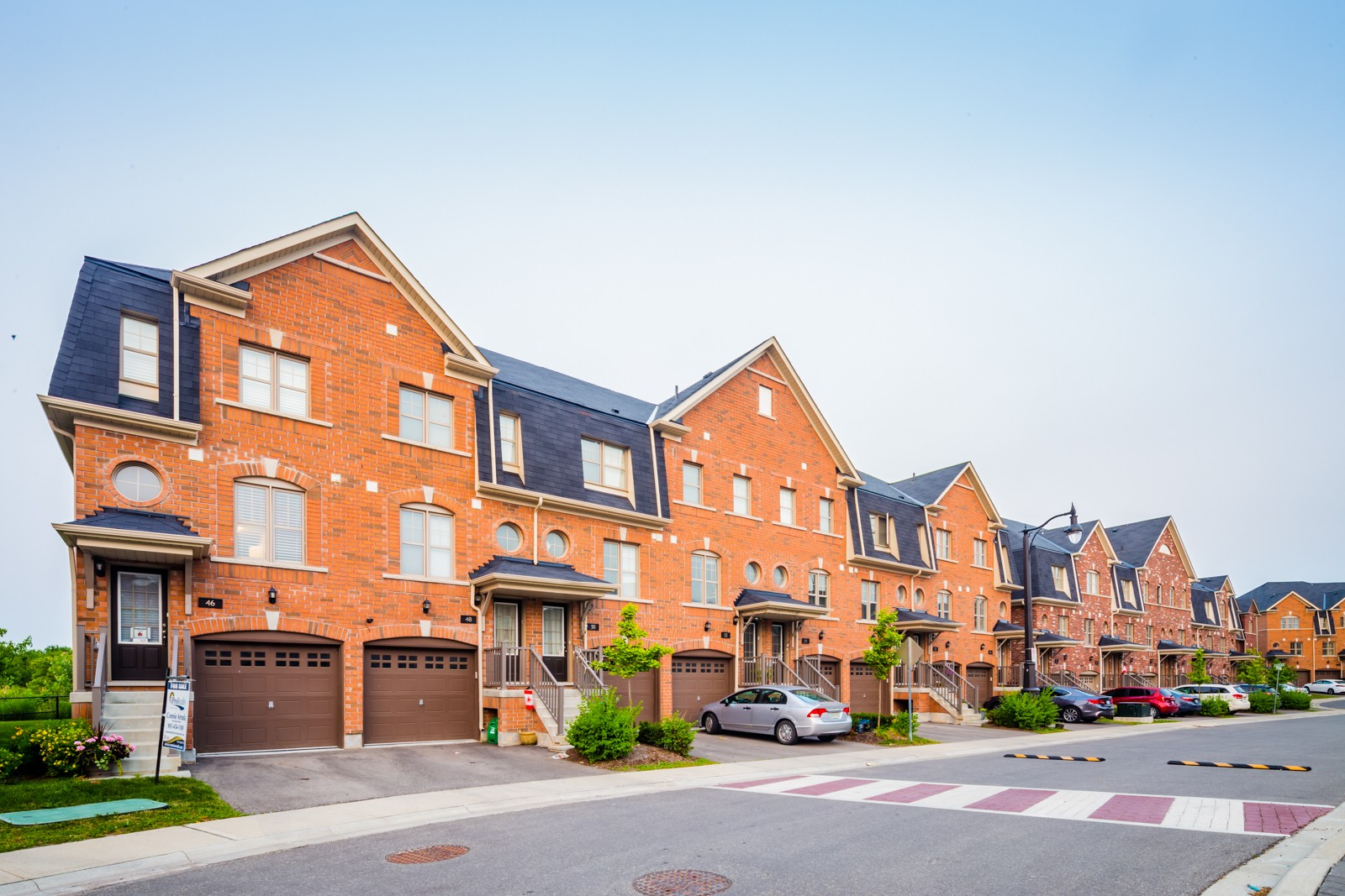 46 Soldier St Townhouses at 46 Soldier Street, Brampton 0
