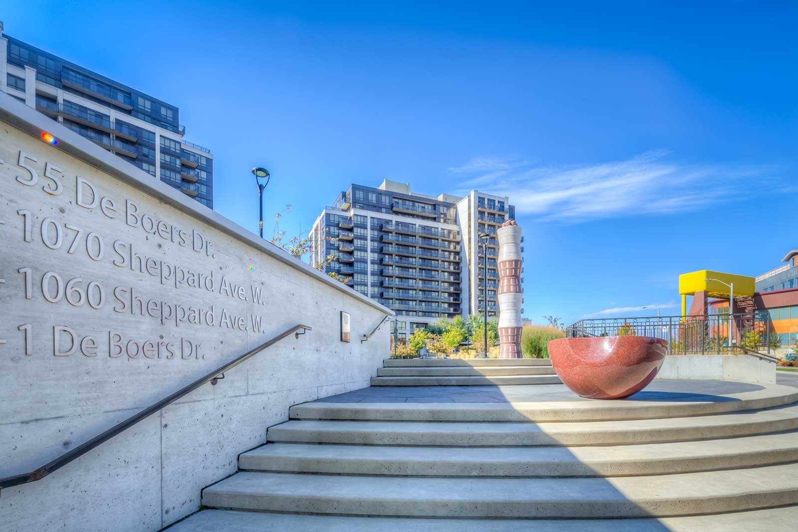 M1 | M2 at 1070 Sheppard Ave W, Toronto 1