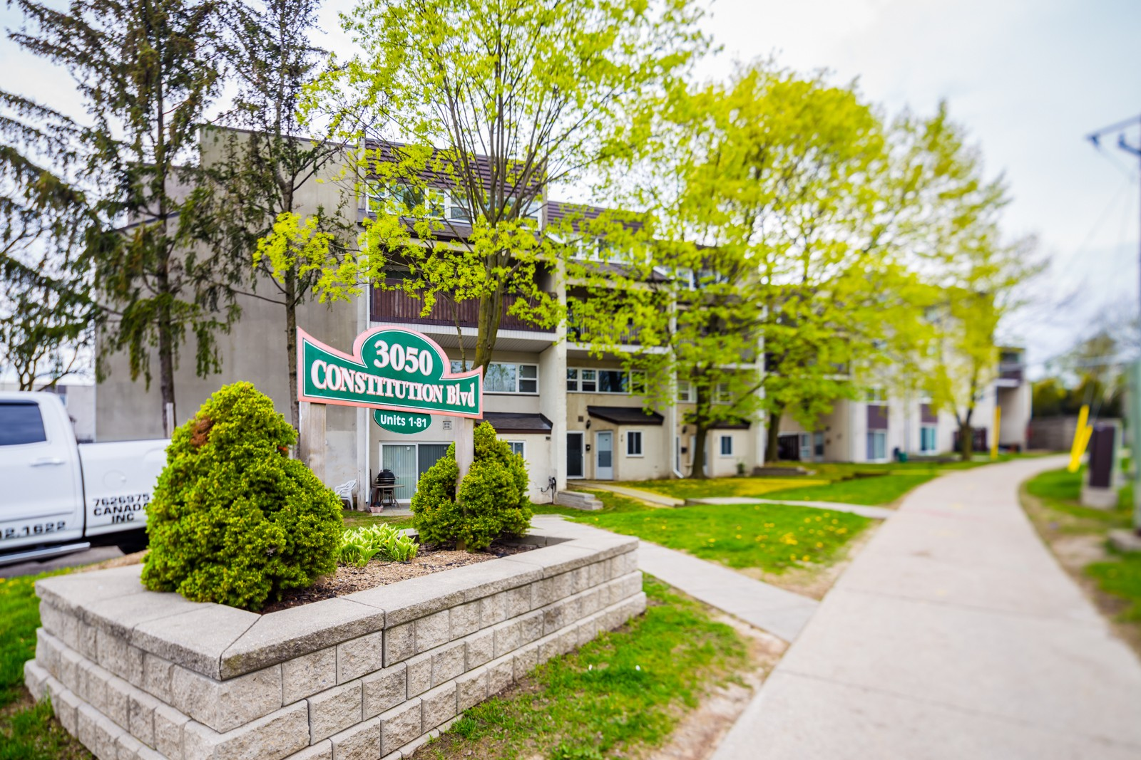 3040-3050 Constitution Boulevard Townhouses at 3040 Constitution Blvd, Mississauga 0
