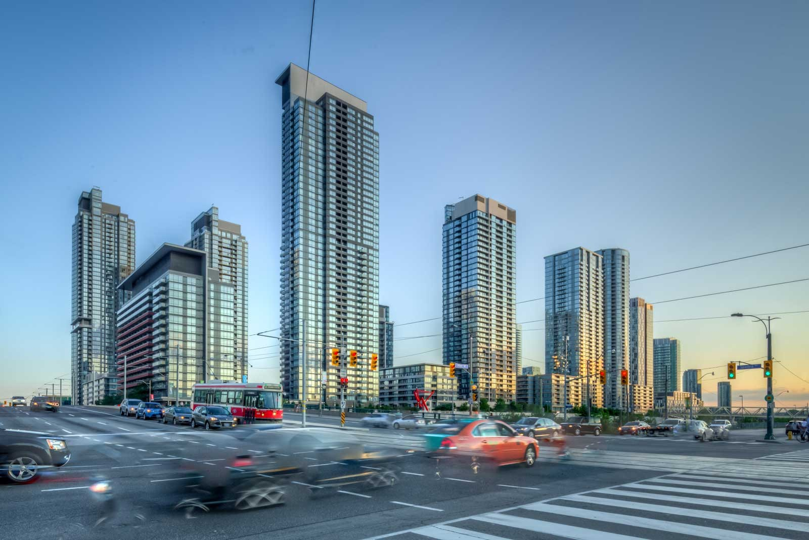 Parade - CityPlace at 15 Iceboat Terr, Toronto 1