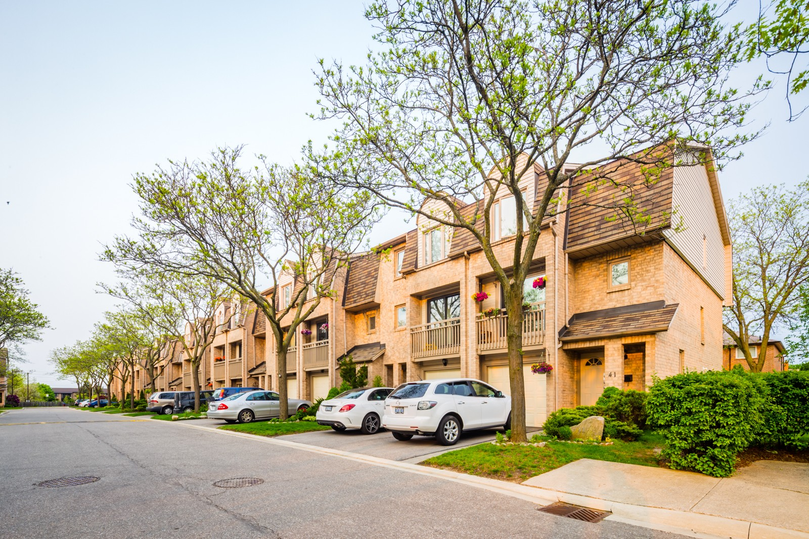4101 Westminster Place Townhouses at 4101 Westminster Pl, Mississauga 0