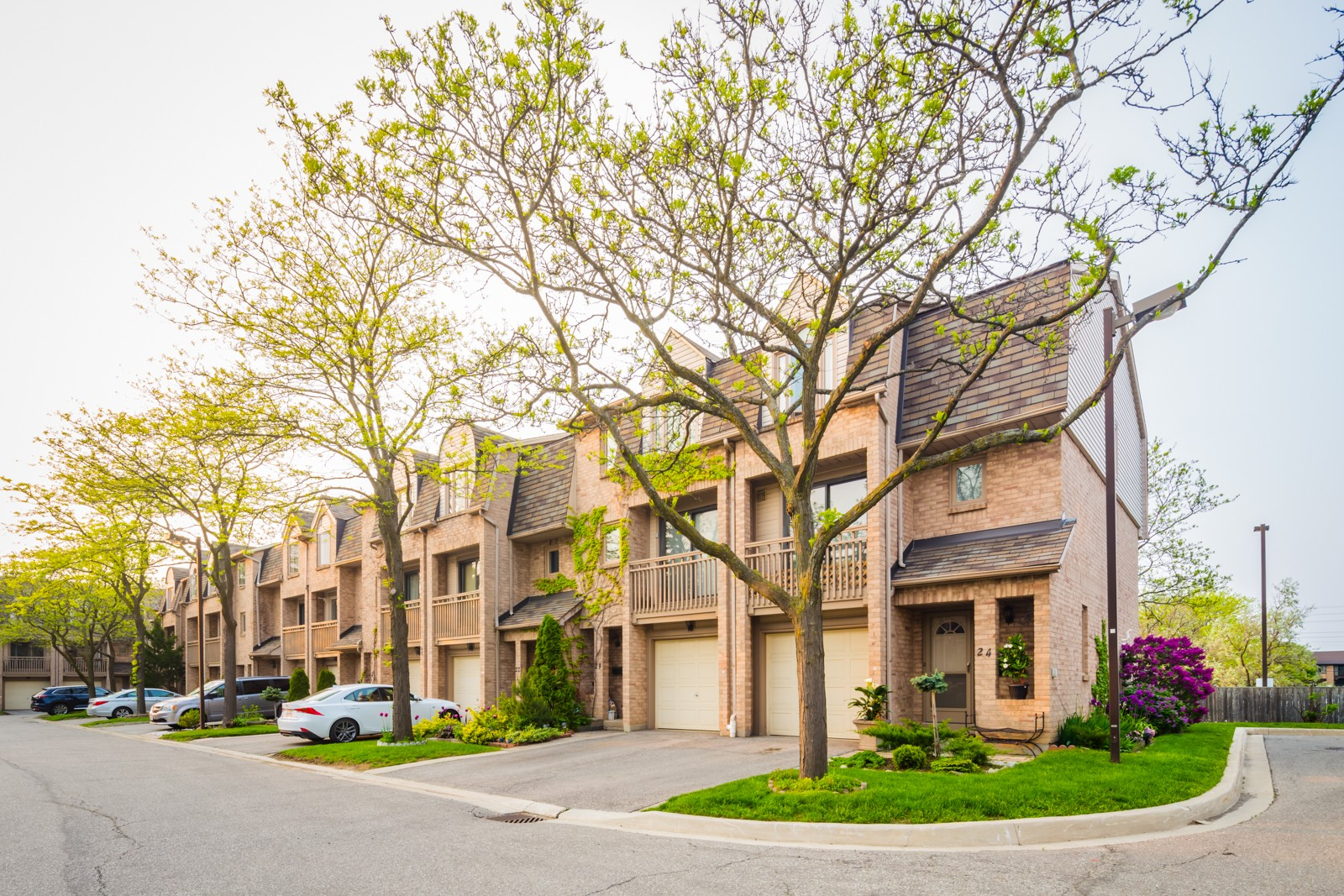 4101 Westminster Place Townhouses at 4101 Westminster Pl, Mississauga 1
