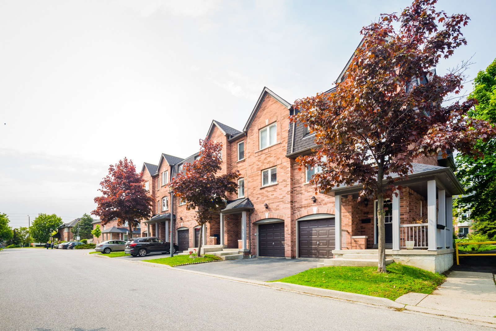 190 Forum Dr Townhouses at 190 Forum Dr, Mississauga 1