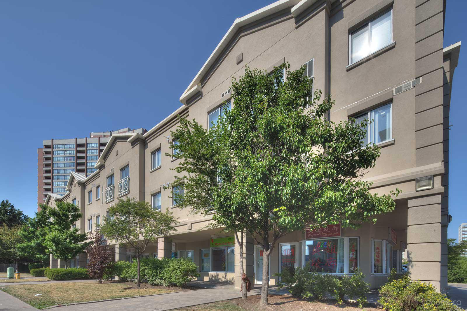 Bauhinia Court on Kennedy at 2351 Kennedy Rd, Toronto 1