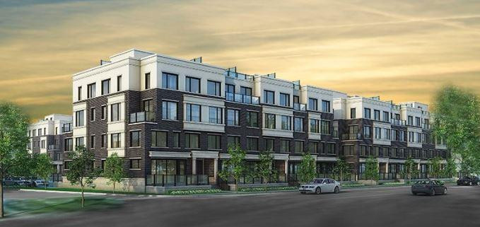 Urban Town Living at 1711 Pure Springs Blvd, Pickering 0