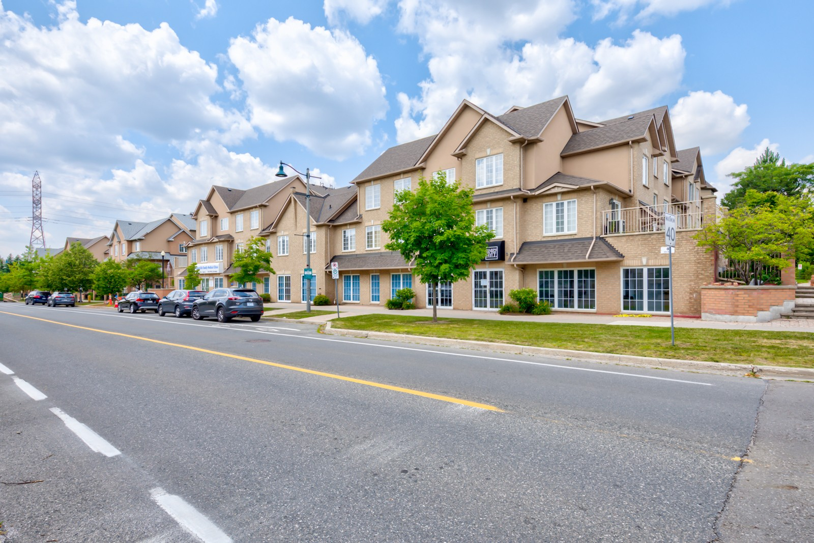 1 Alpen Way Townhouses at 1 Alpen Way, Markham 0