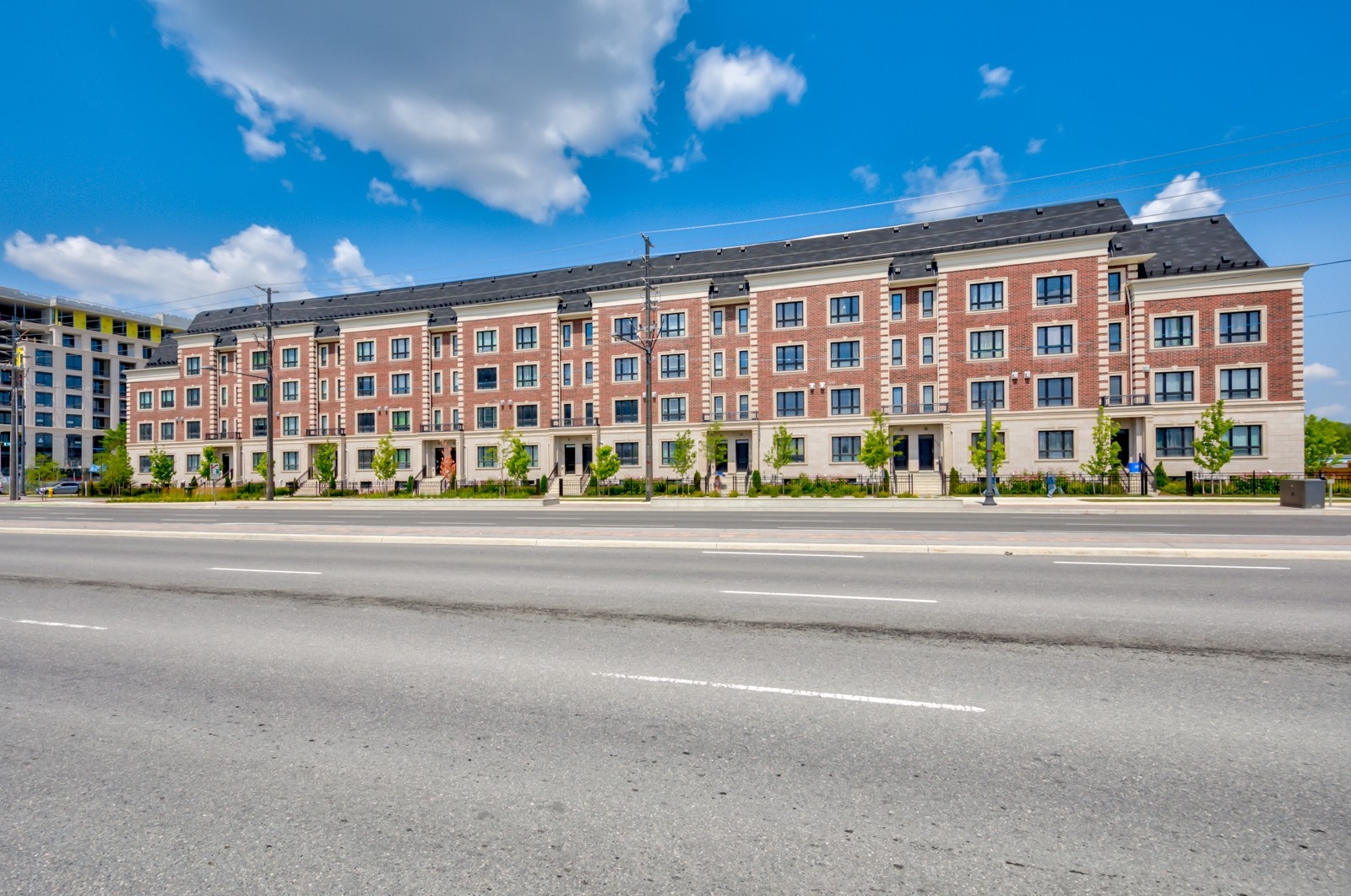 Village Parkway Townhouses at 4006 Hwy 7, Markham 0