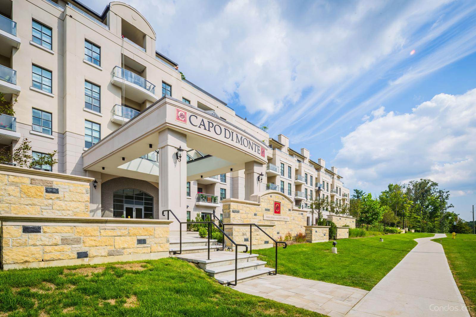 Capo Di Monte at 9909 Pine Valley Dr, Vaughan 0