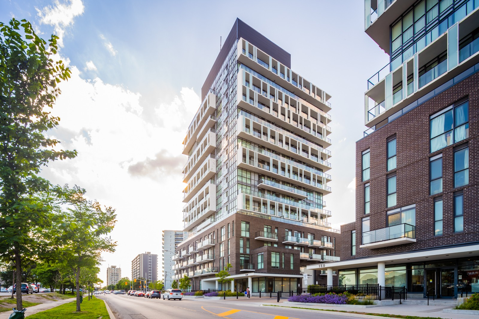 Connect Condos at 128 Fairview Mall Dr, Toronto 0