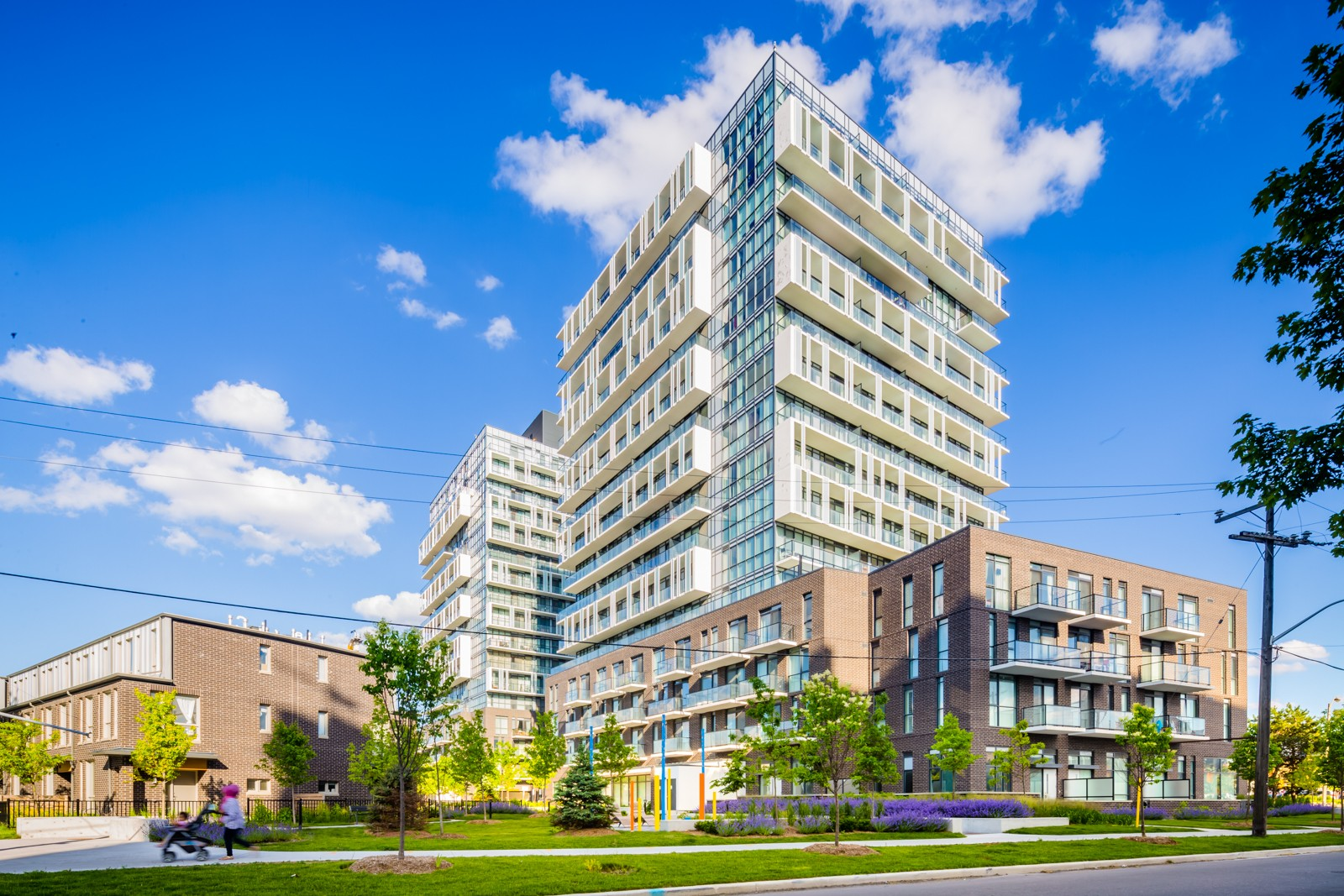 Connect Condos at 128 Fairview Mall Dr, Toronto 1