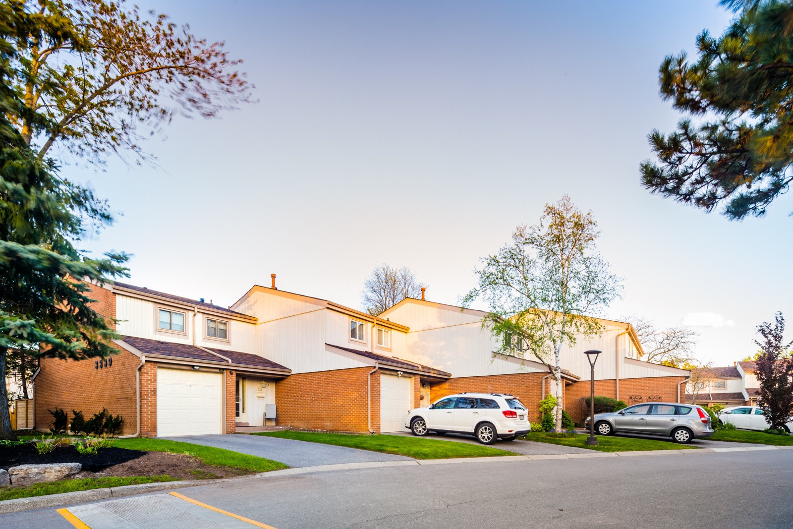 3339 Council Ring Road Townhouses at 3339 Council Ring Rd, Mississauga 1