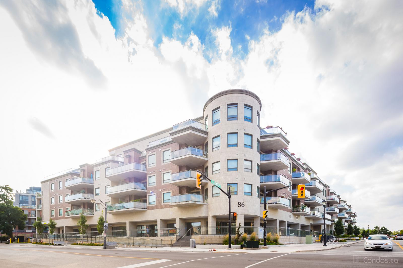 The Clarence at 86 Woodbridge Ave, Vaughan 1