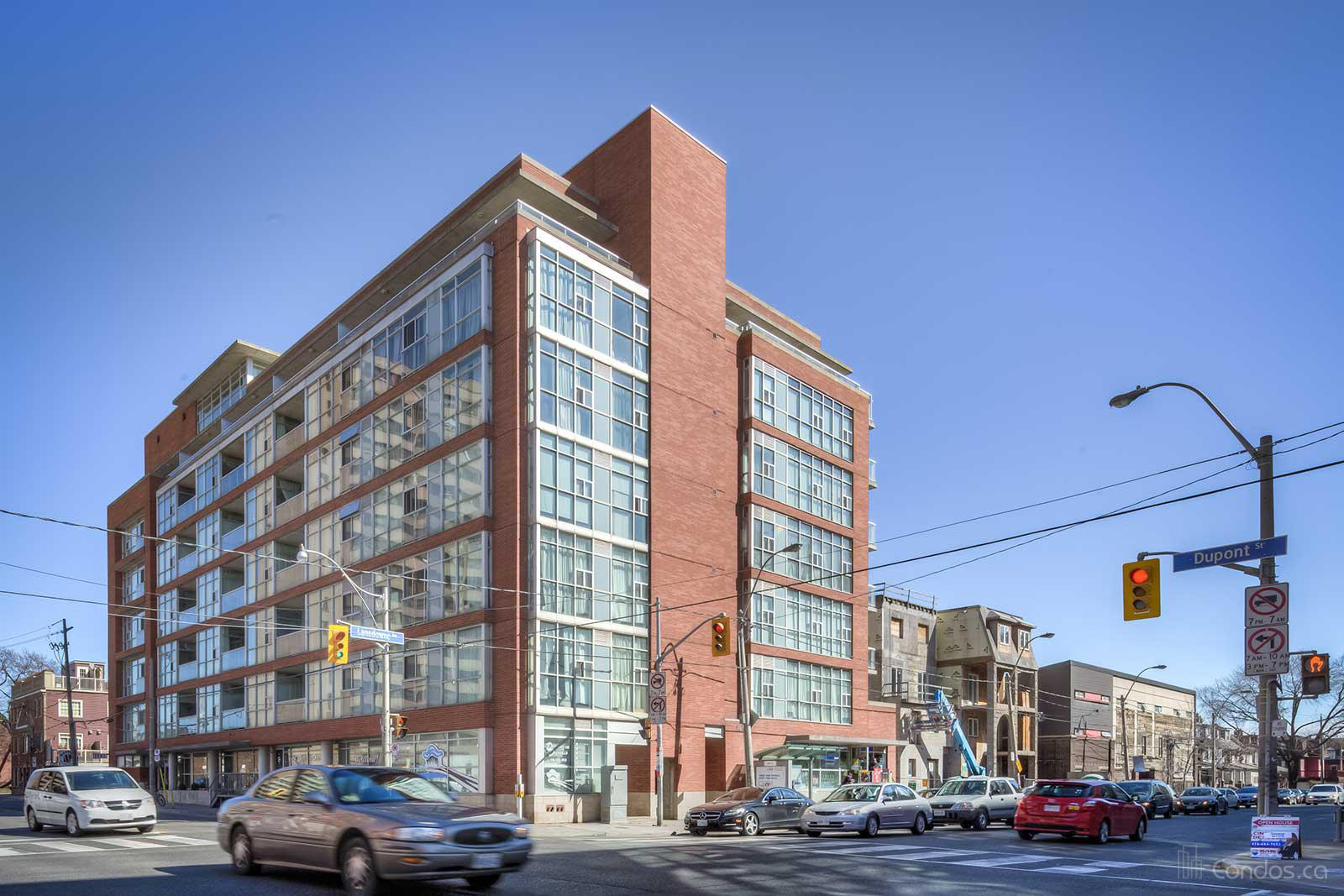Chelsea Lofts at 1375 Dupont St, Toronto 0