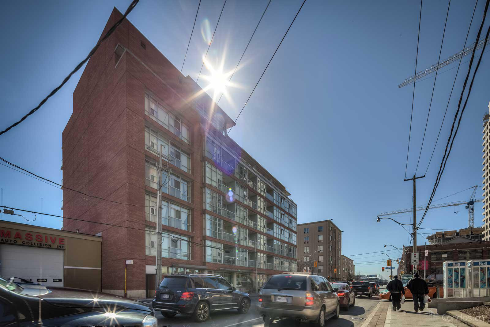 Chelsea Lofts at 1375 Dupont St, Toronto 1