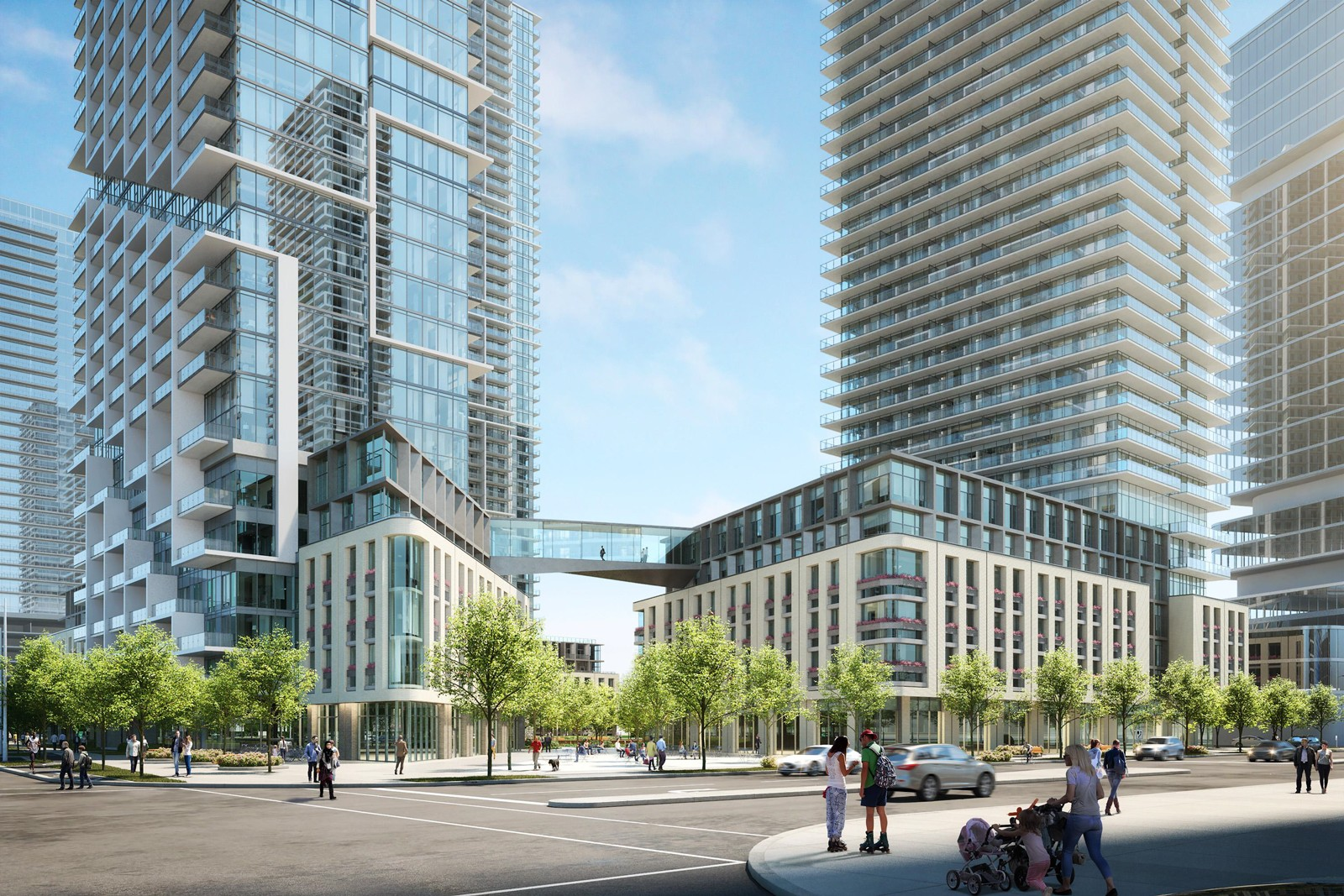 Transit City 4 & 5 at 100 Portage Pkwy, Vaughan 0