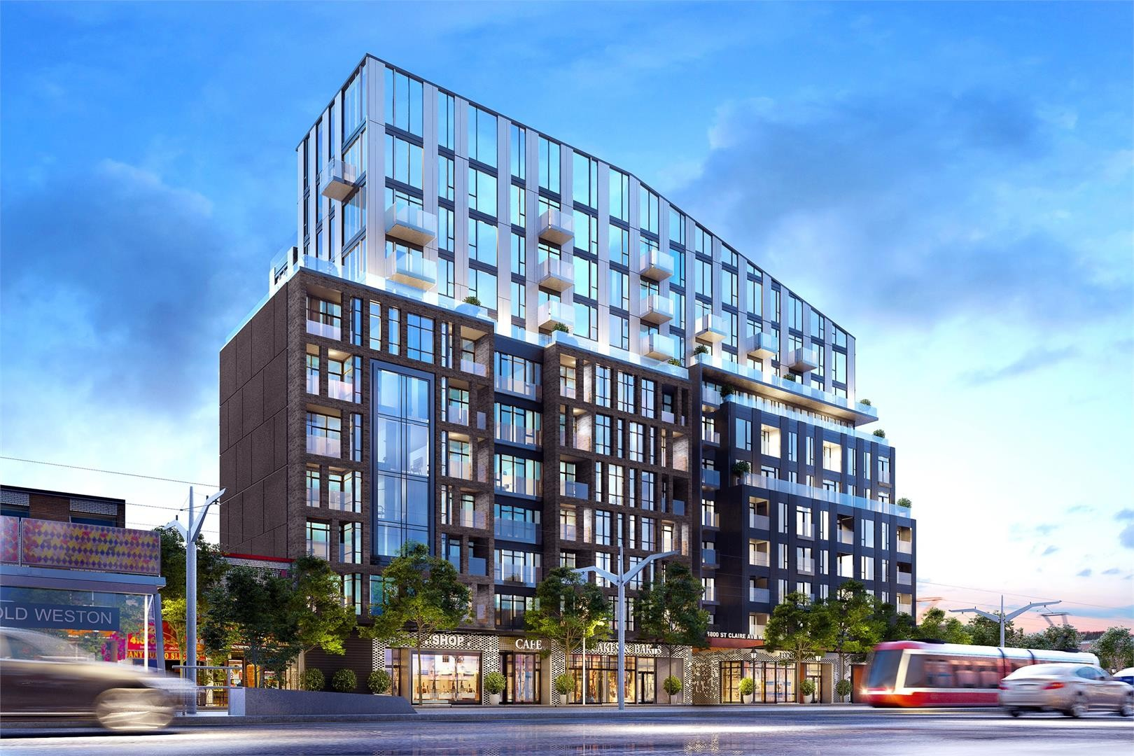 Reunion Crossing Condos & Urban Towns at 1808 St Clair Ave W, Toronto 0