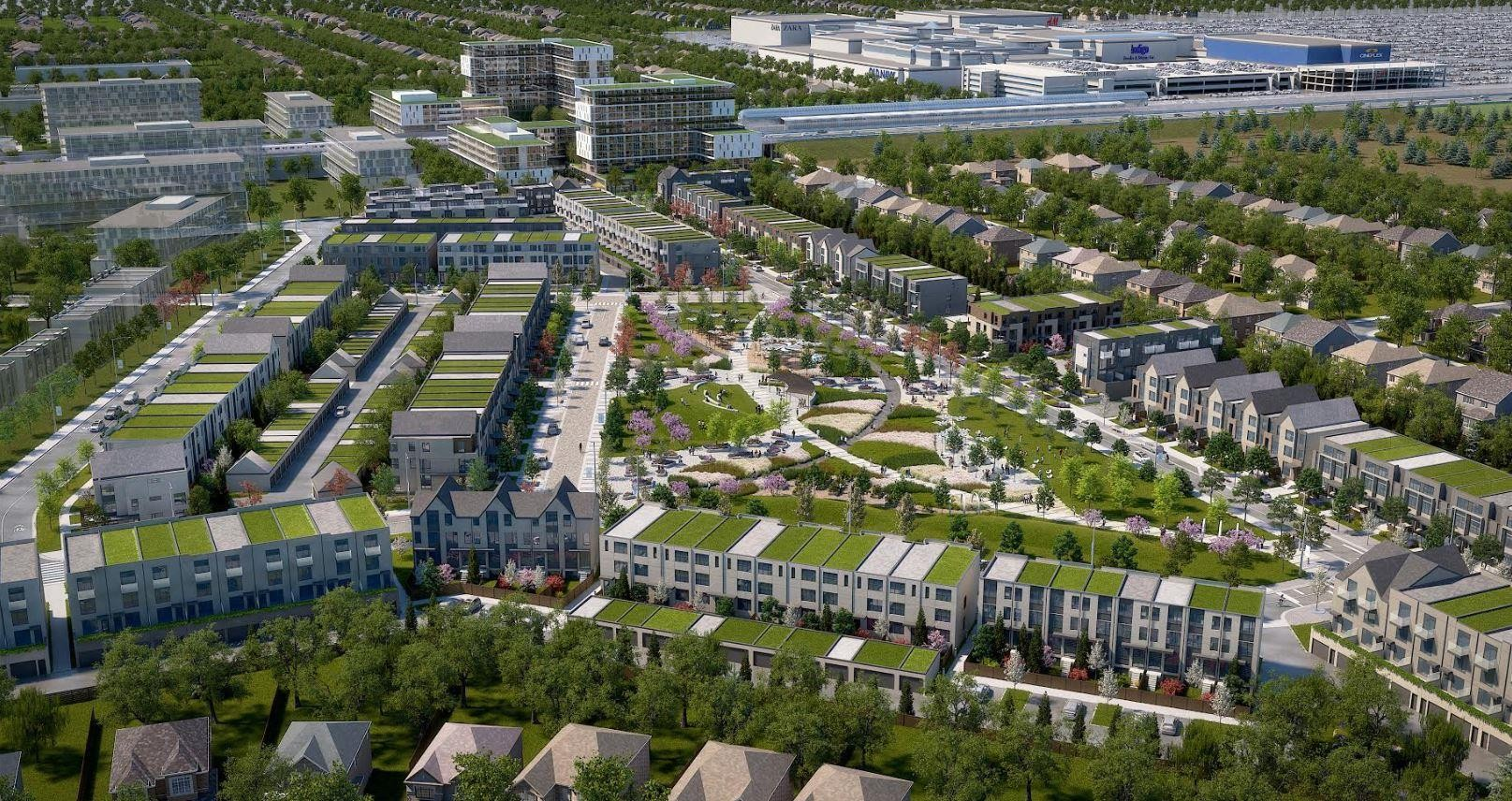 The New Lawrence Heights at 261 Ranee Ave, Toronto 0
