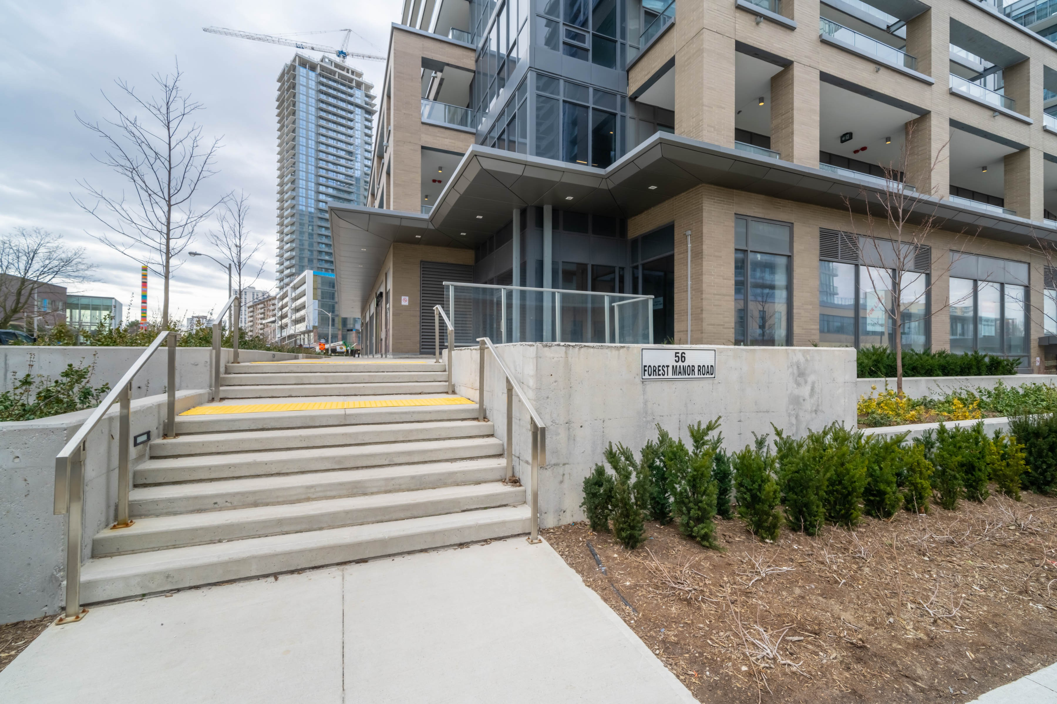 The Park Club - Emerald City at 56 Forest Manor Rd, Toronto 1