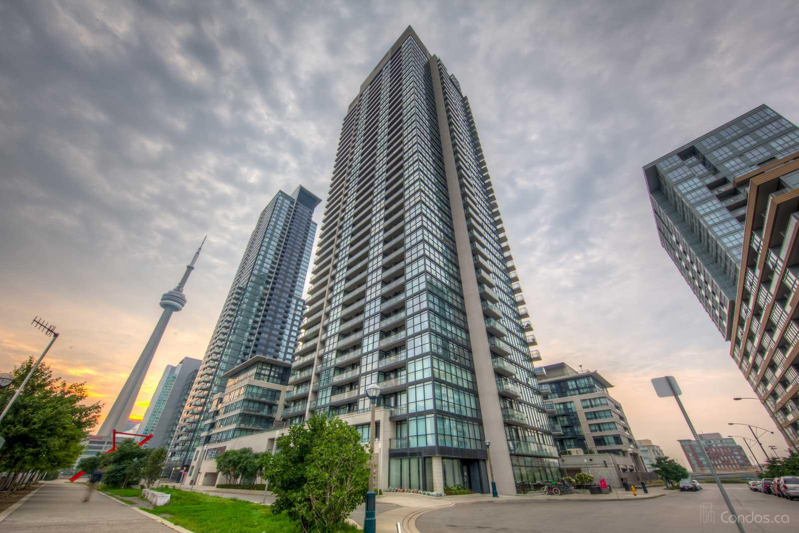 Luna | Luna Vista at Cityplace at 25 Capreol Crt, Toronto 0