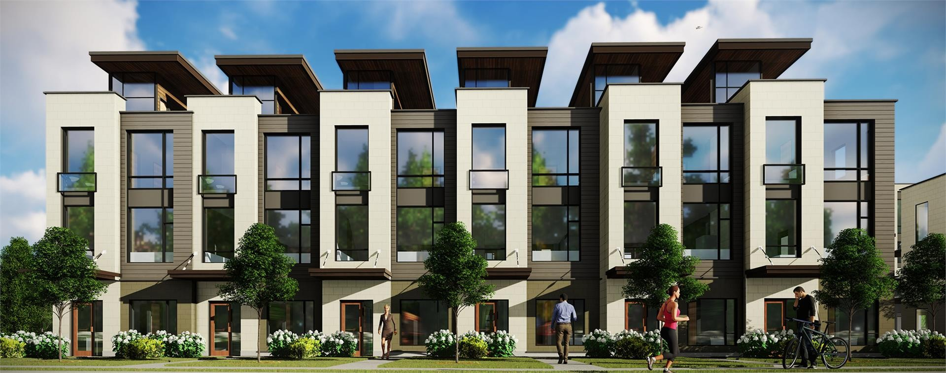 Tuxedo Park Boutique Towns at 3123 Cawthra Rd, Mississauga 0