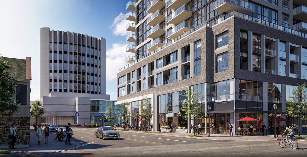 Gallery Condos and Lofts at 421 Brant St, Burlington 0
