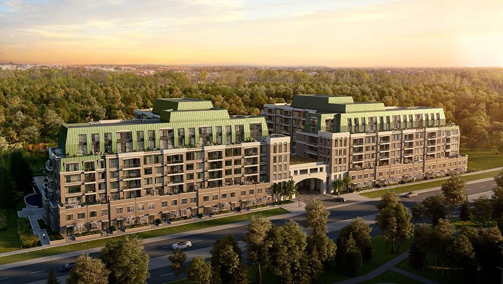 9th & Main Condos + Towns at 11750 Ninth Line, Whitchurch-Stouffville 0