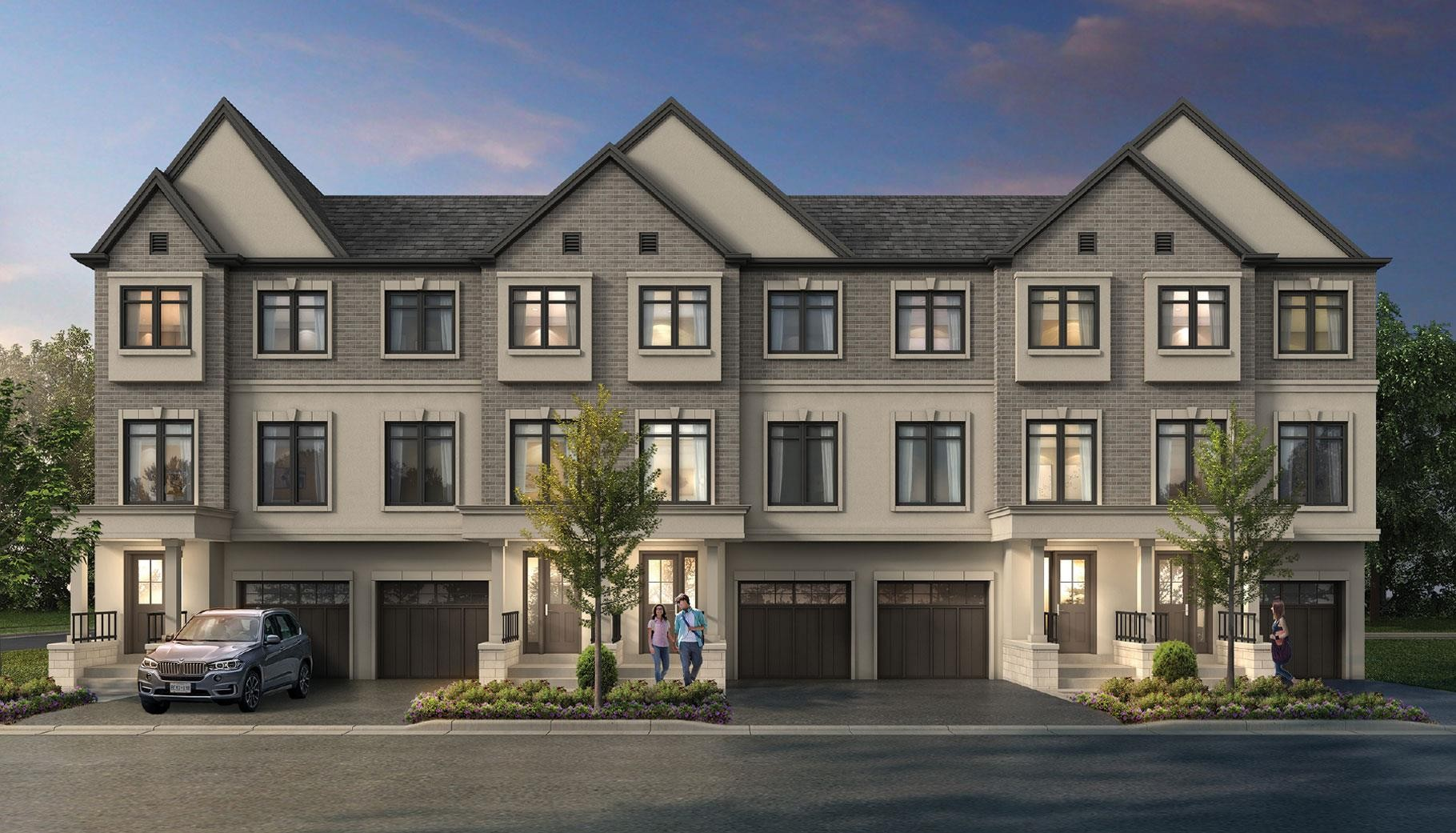 Towns of Baker Hill at 5472 Main St, Whitchurch-Stouffville 0