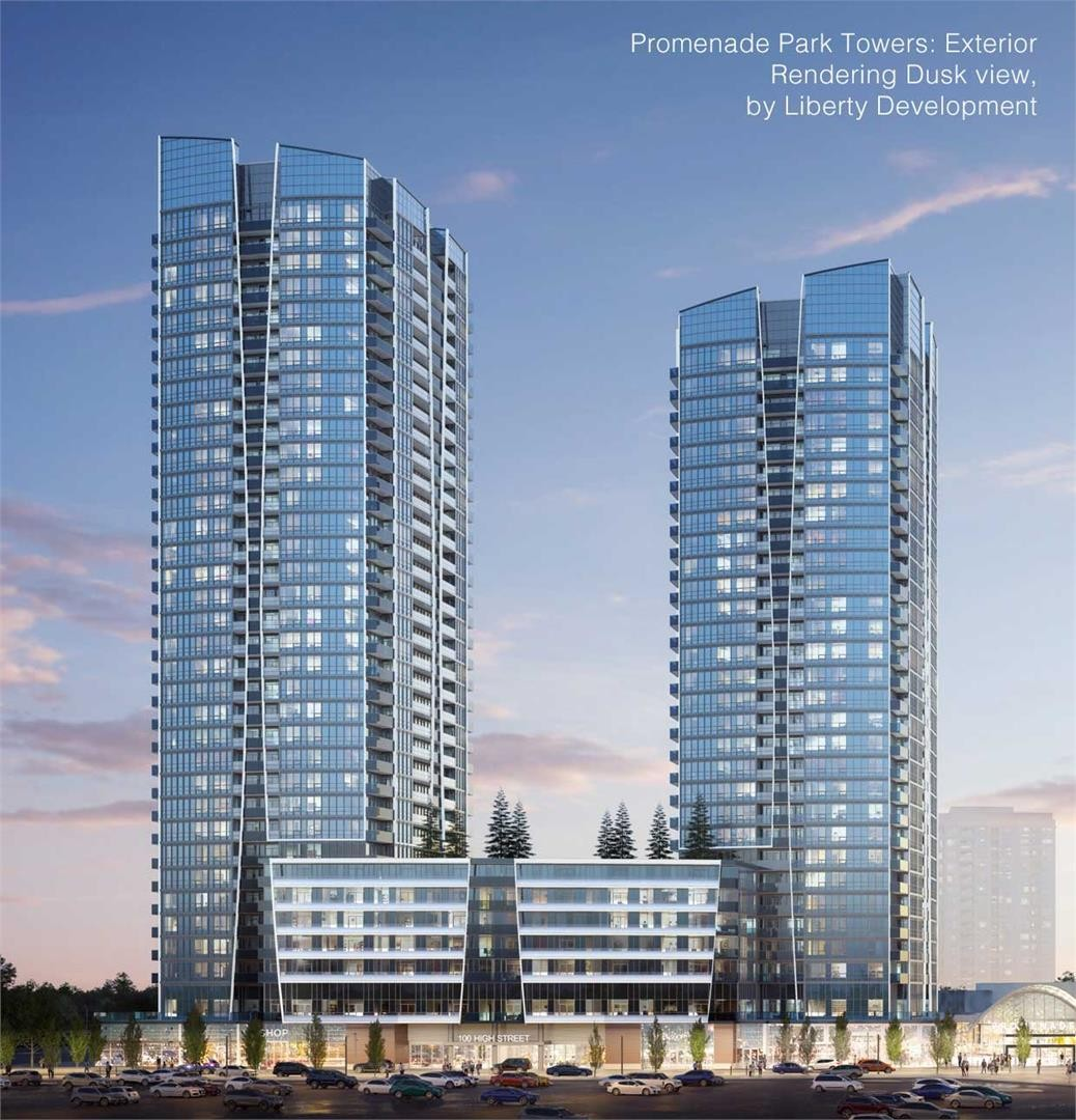 Promenade Park Towers at 1 Promenade Cir, Vaughan 0