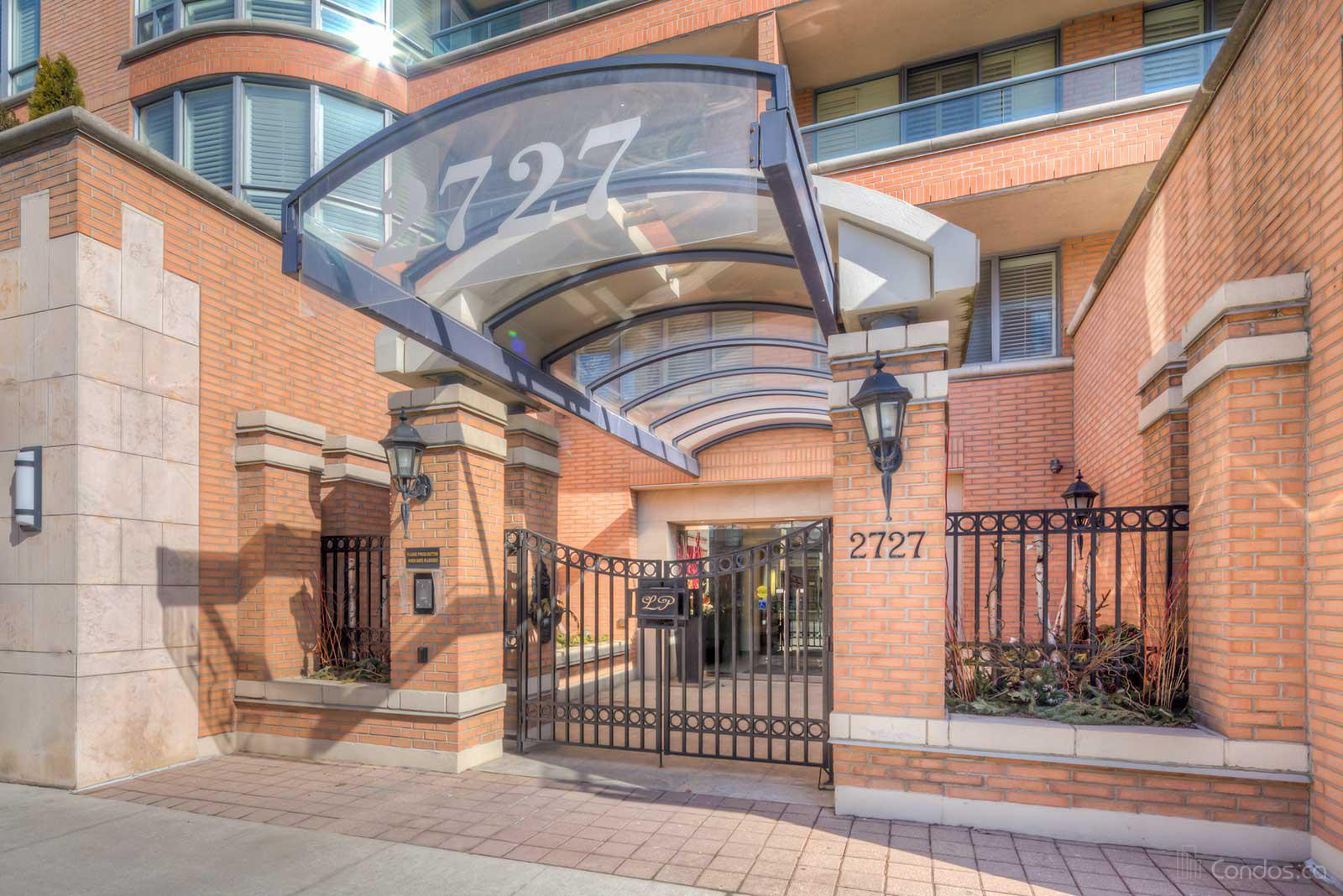 The Lawrence Park Condominiums at 2727 Yonge St, Toronto 0