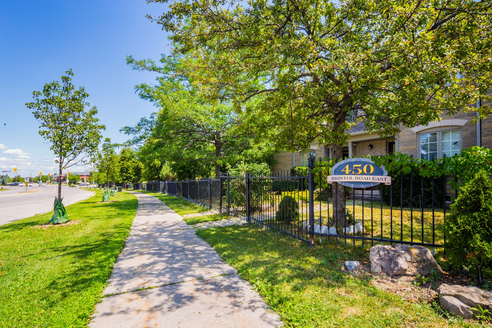 450 Bristol Road East Townhouses at 450 Bristol Rd E, Mississauga 0