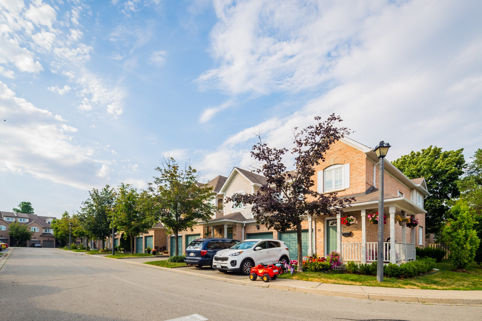 55 Barondale Drive Townhouses at 55 Barondale Dr, Mississauga 0
