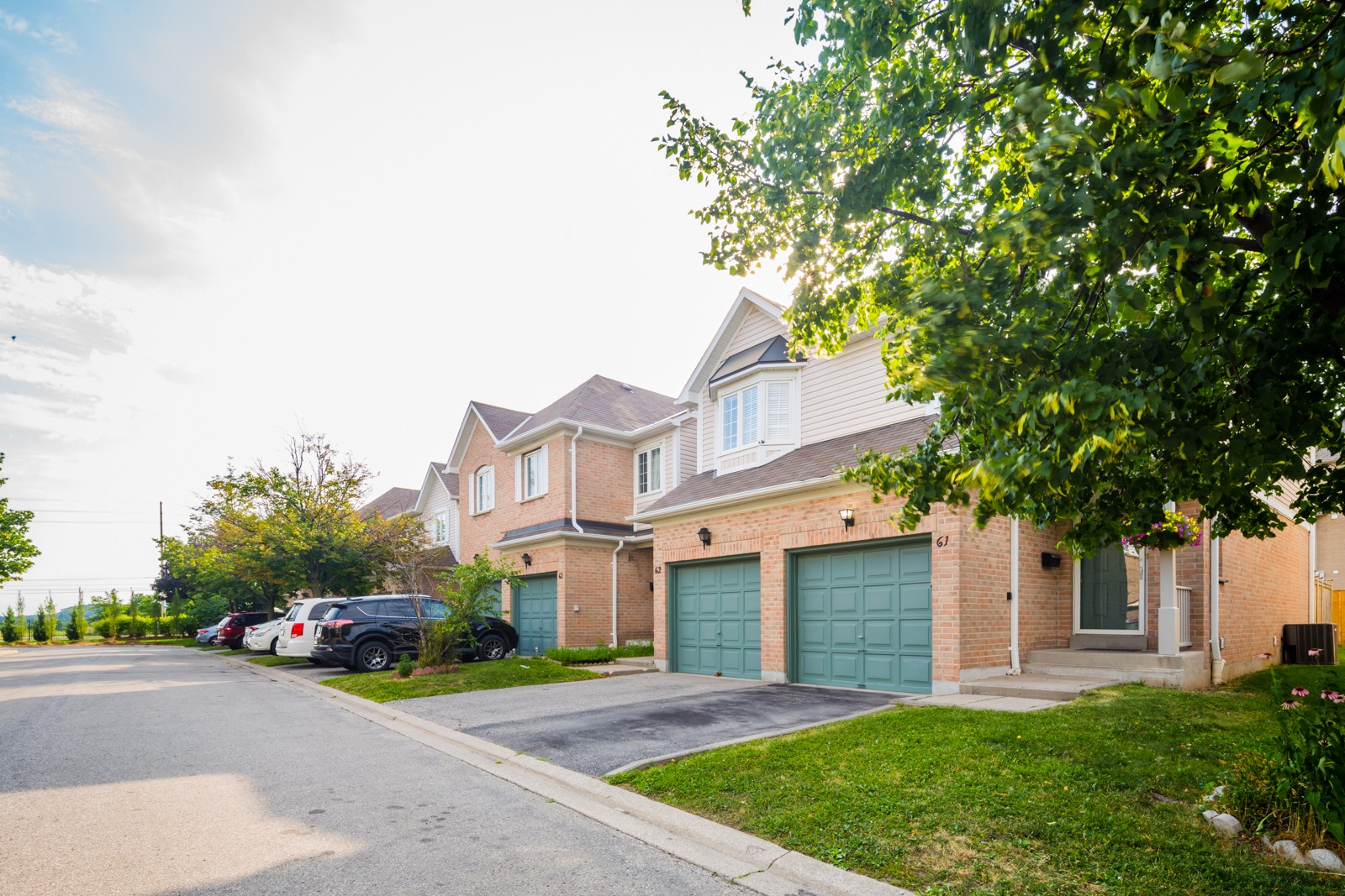 55 Barondale Drive Townhouses at 55 Barondale Dr, Mississauga 1