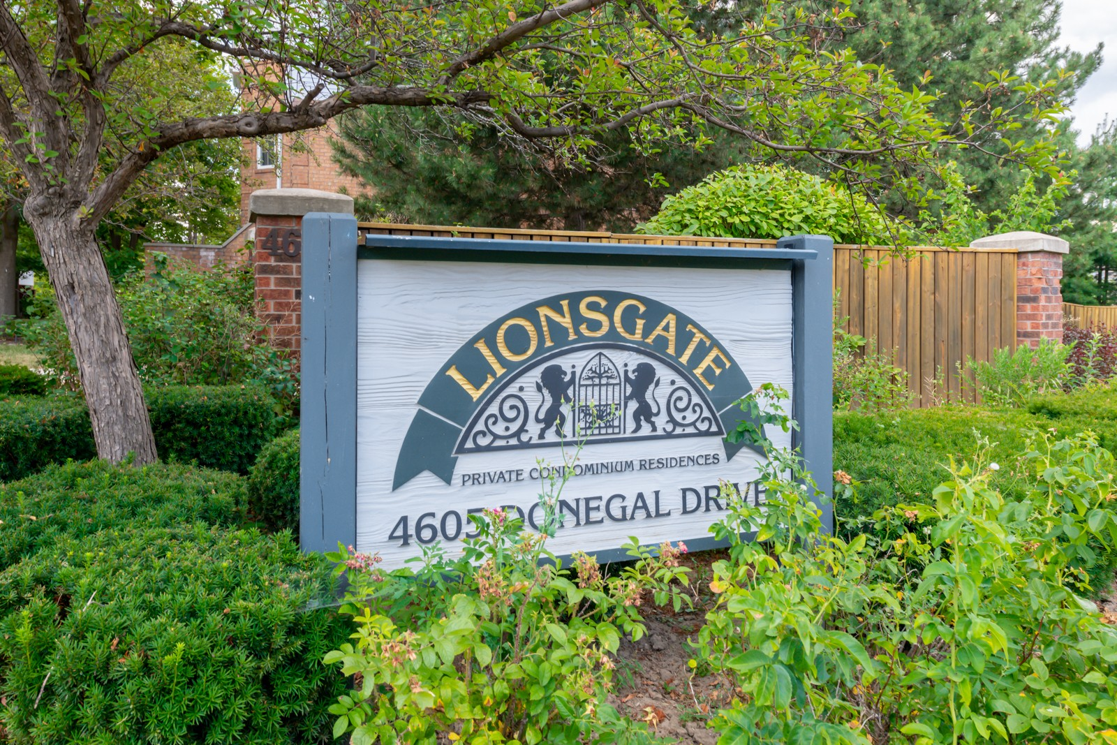 Lionsgate Private Condominium Residences at 4605 Donegal Dr, Mississauga 1