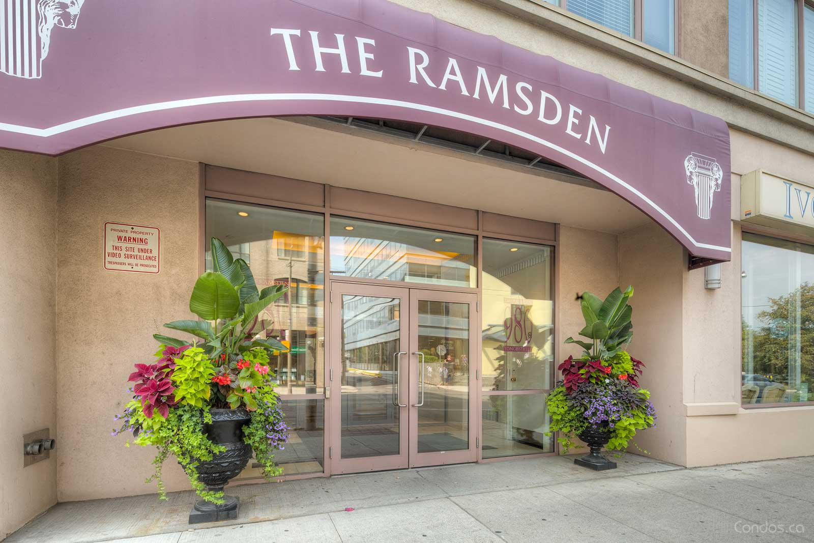The Ramsden at 980 Yonge St, Toronto 0
