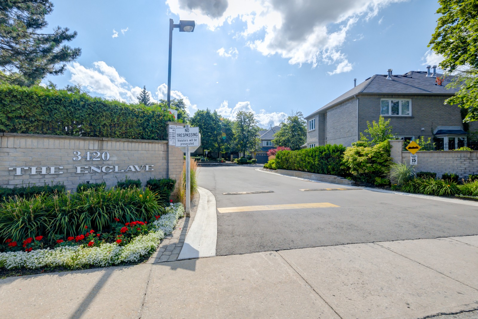 The Enclave at 3420 South Millway, Mississauga 1