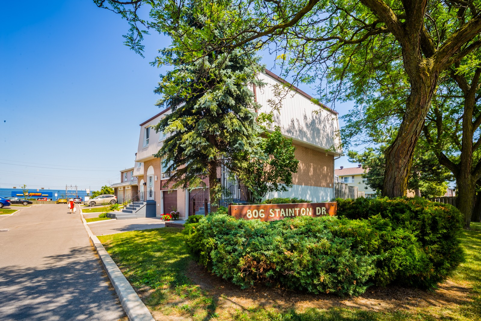806 Stainton Townhouses at 806 Stainton Dr, Mississauga 0